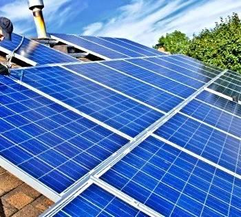 Instalación de sistemas solares Valencia - Sistemas de energía solar