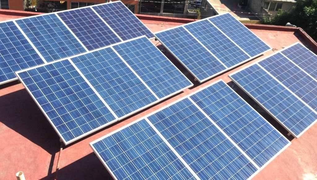 Servicio de instalación de sistemas solares - Servicios de energía solar