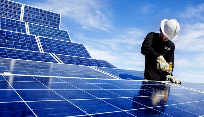 Servicio de instalación de sistemas solares Valencia - Empresa con experiencia