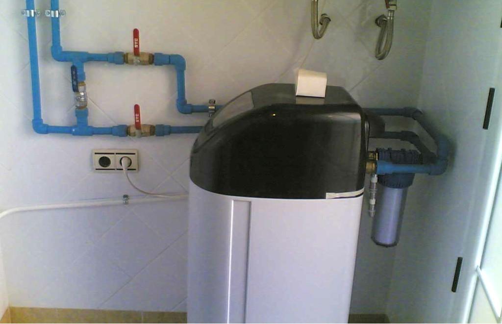 Venta e instalación descalcificadores - Servicios de calidad