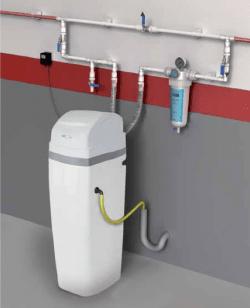 Instalaci n descalcificador valencia hidro sun hidro sun - Descalcificador de agua para casa ...